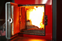solid fuel boilers Scotland